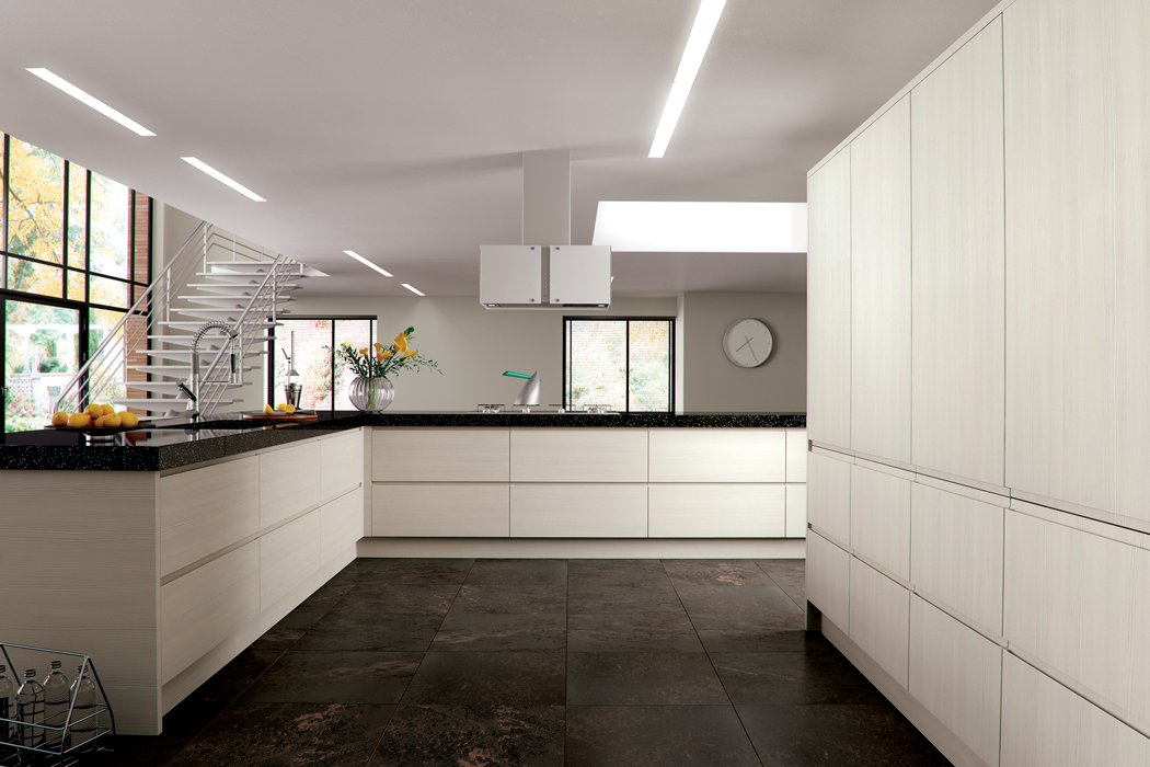 Avola Cream Knebworth Kitchen