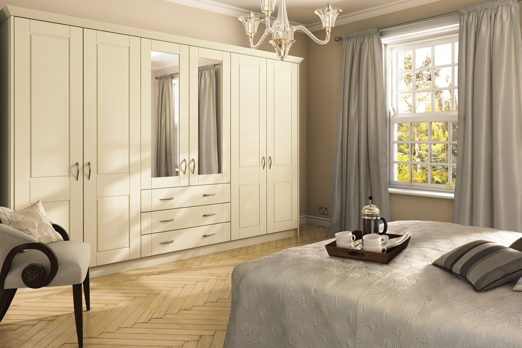 Bella Surrey Alabaster Bedroom