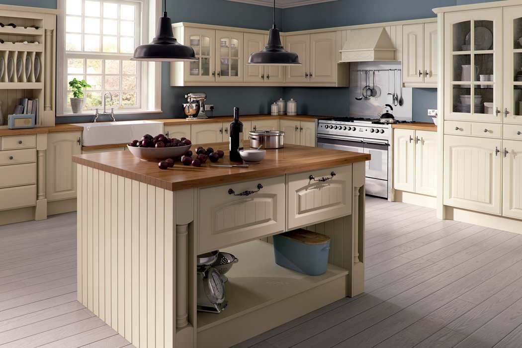 Ivory Westbury Kitchen