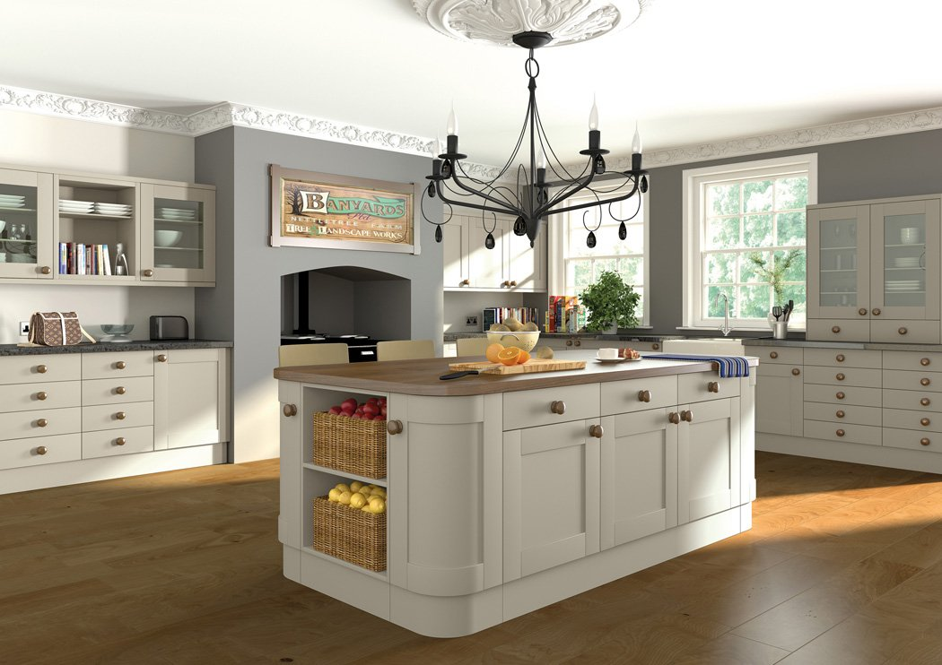 Pronto Wilton Oakgrain Mussel Kitchen