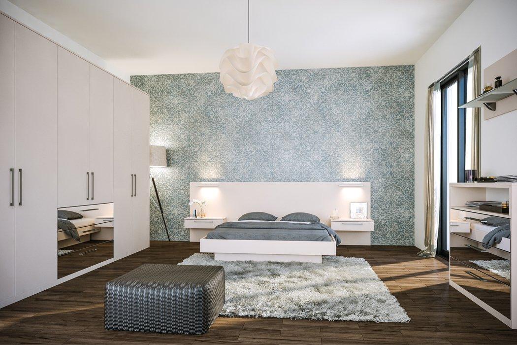 Zurfiz Supermatt Cashmere Bedroom