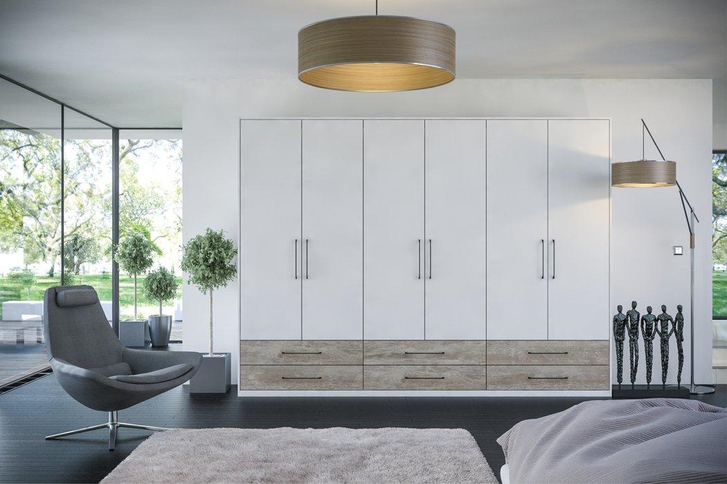 Zurfiz Supermatt Light Grey Bedroom