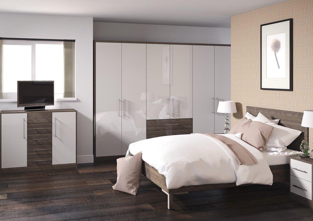 Zurfiz Ultragloss Cashmere Bedroom