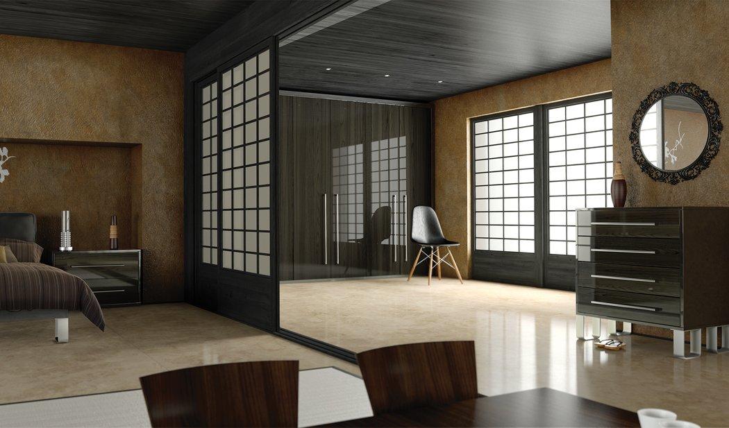 Zurfiz Ultragloss Japanese Pear Bedroom