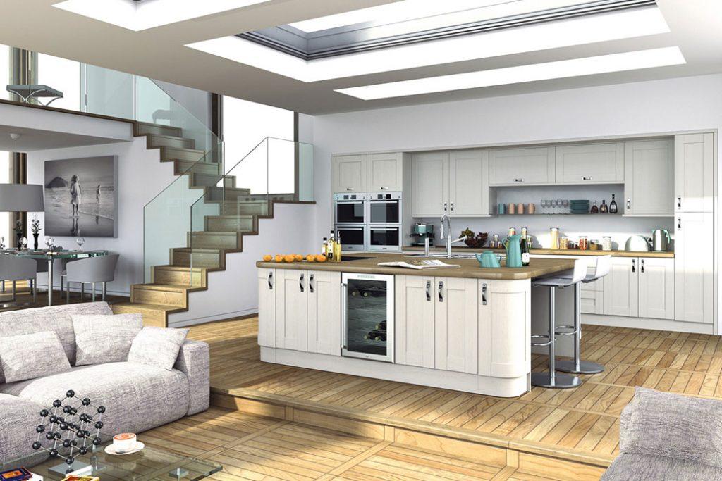 Wilton-Woodgrain-White-Paintable-Kitchen