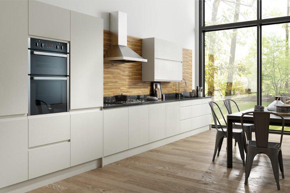 Tenby Ivory Kitchen